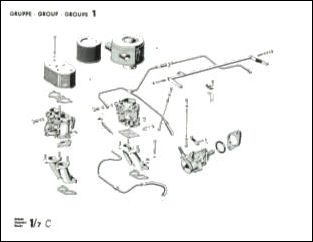porsche technical literature 356 porsche exploded view part diagram sets