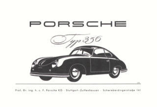 356 porsche owners manuals porsche gt3 356 pre a porsche owner's manual undated, believed to be 1950 or 1951, german