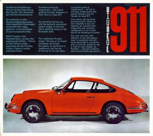 DerWhite's 911 912 Website