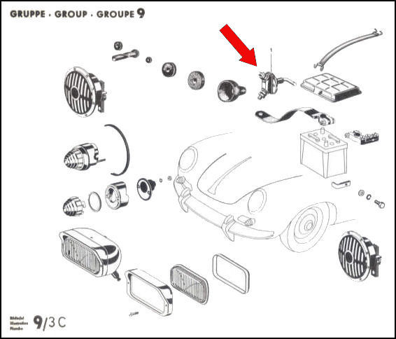 porsche 356 ignition wiring diagram  porsche  auto wiring
