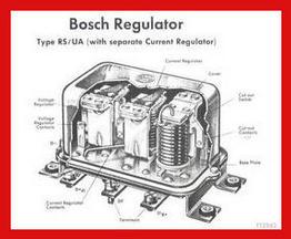 bosch voltage regulator wiring diagram bosch image bosch electrical parts for 356 porsches on bosch voltage regulator wiring diagram
