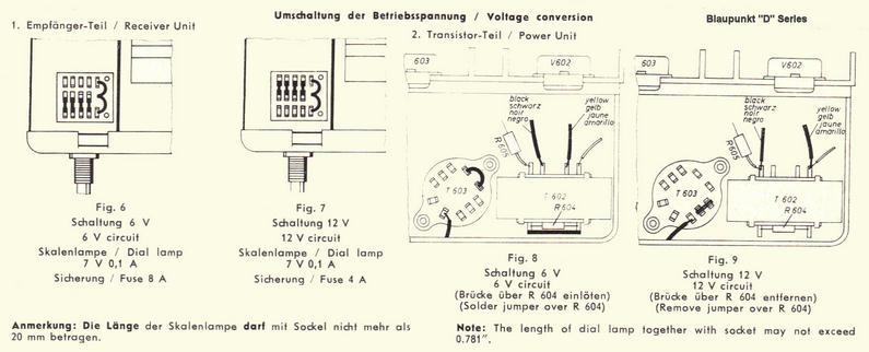 Fine Blaupunkt Radios For 356 Porsches Wiring Cloud Pendufoxcilixyz