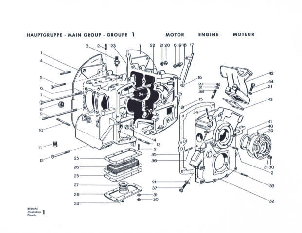 porsche 356 600 engine diagram  porsche  free engine image for user manual download