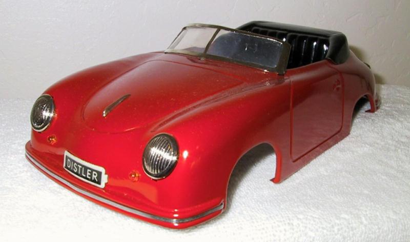 Derwhite S Distler Porsche Restoration Project