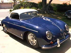 Image result for 356 Speedster hard top