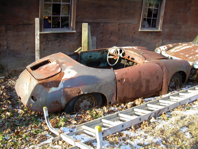 356 Wrecks And Barn Finds 2