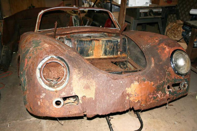 356 Wrecks Barn Finds