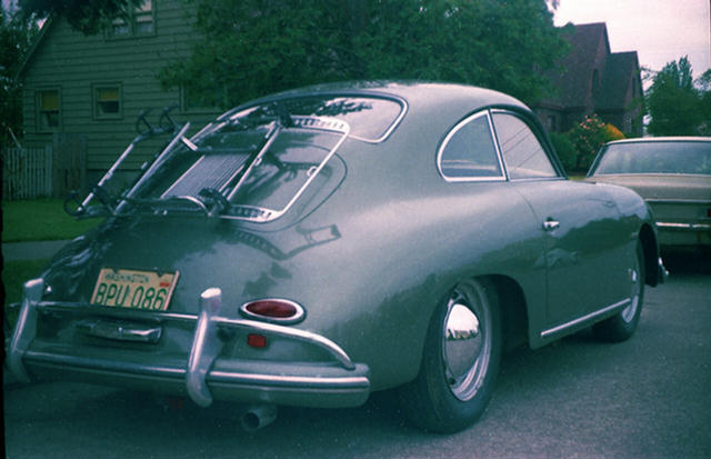 walts 356 a restoration  1959 356 a normal coupe purchased in 1972 for $1,800 00