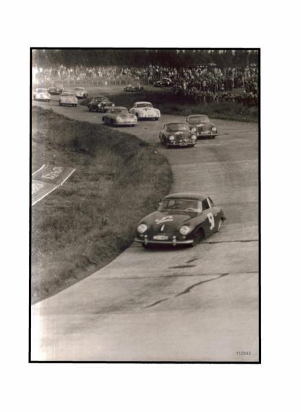 1958 Porsche Sales Binder