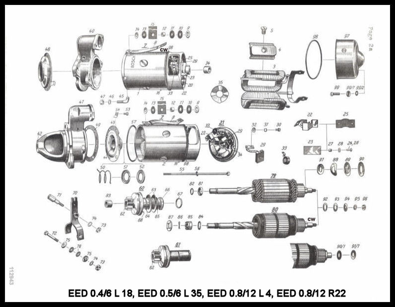 356PorscheBoschElectrical on 1962 vw wiring diagram